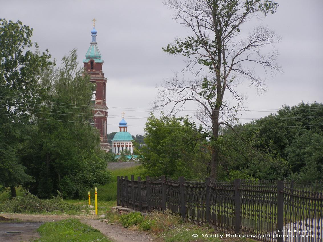 Юрьев-Польский. Церковь Никиты-Великомученика