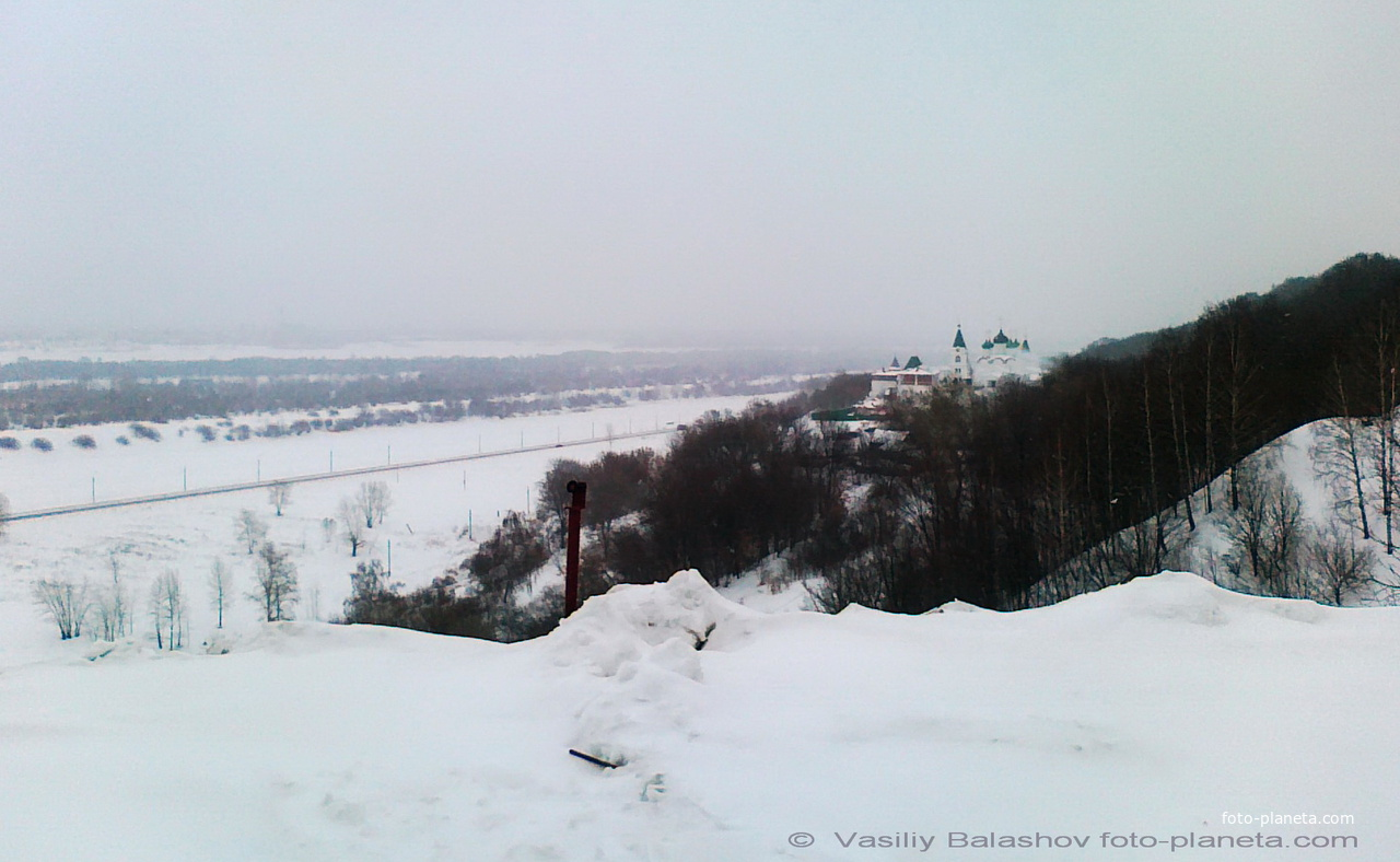 Нижний Новгород. Печерский монастырь