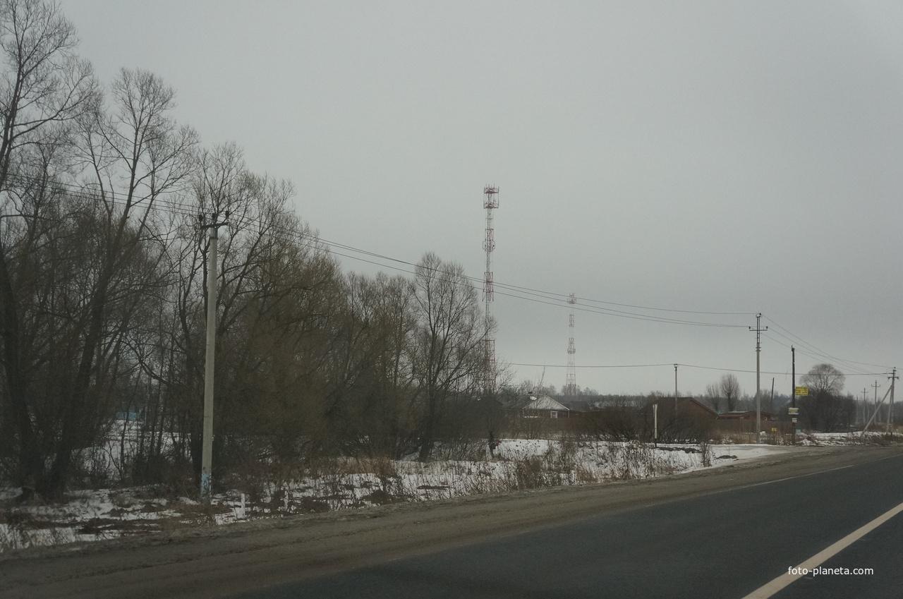 Сотниково (Дубневский сельсовет)