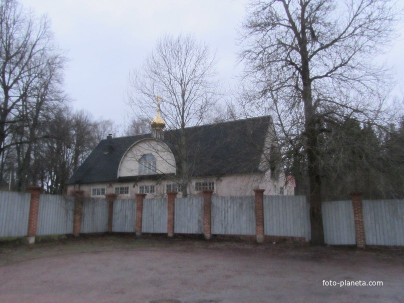 Православный мужской монастырь Покровское братство