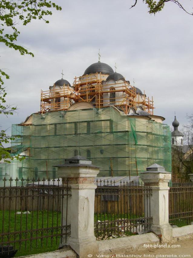 Новгород. Собор Николая Чудотворца