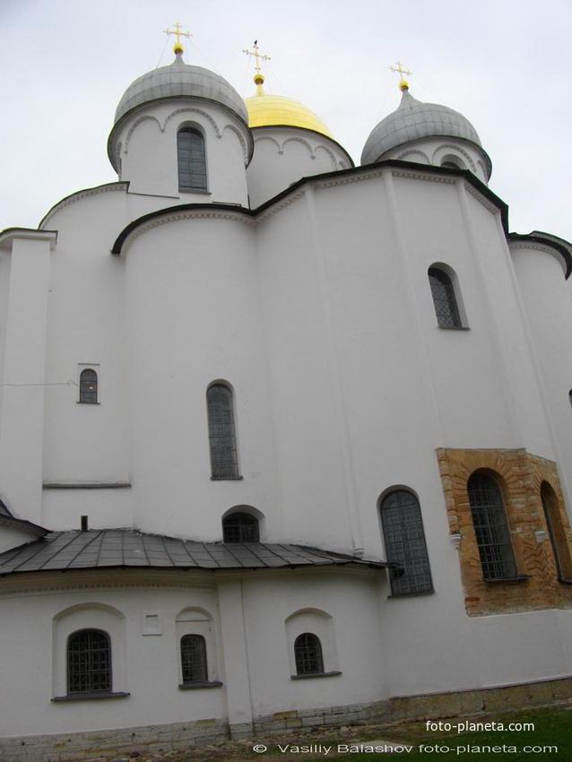 Новгород. Кремль, Софийский собор