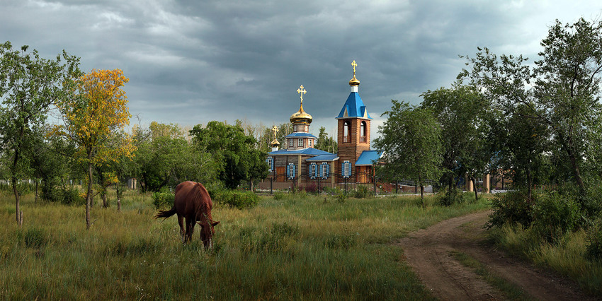 Церковь в честь преподобного Ильи Муромца