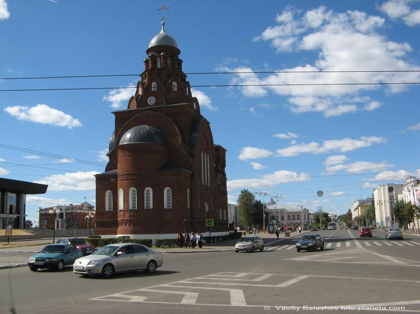 Владимир. Церковь Троицы Живоначальной