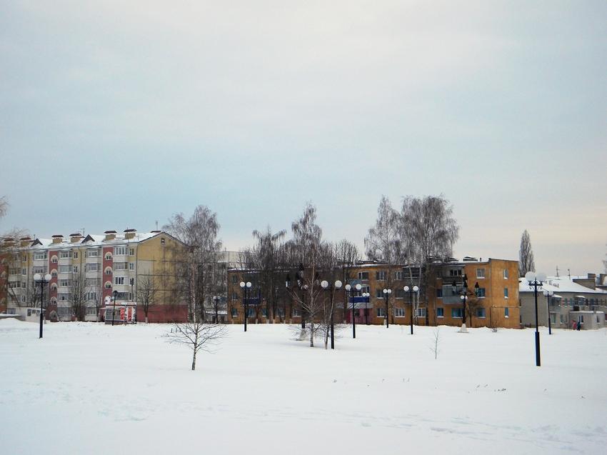 Белгород поселок комсомольский картинки