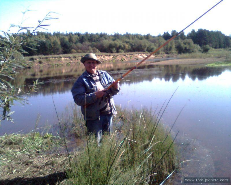 вельск архангельская область рыбалка