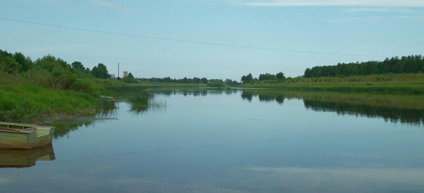кичменгский городок рыбалка