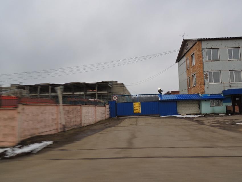 Стройбаза в Сотниково