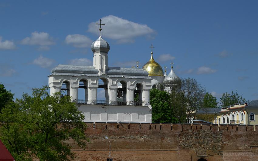 Звонница в Кремле