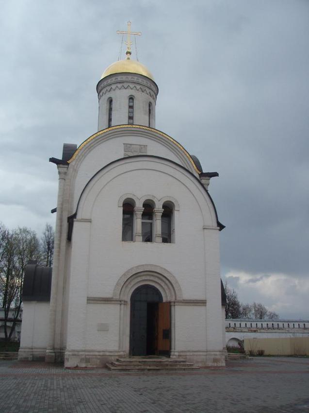 Богородице-Рождественский монастырь.