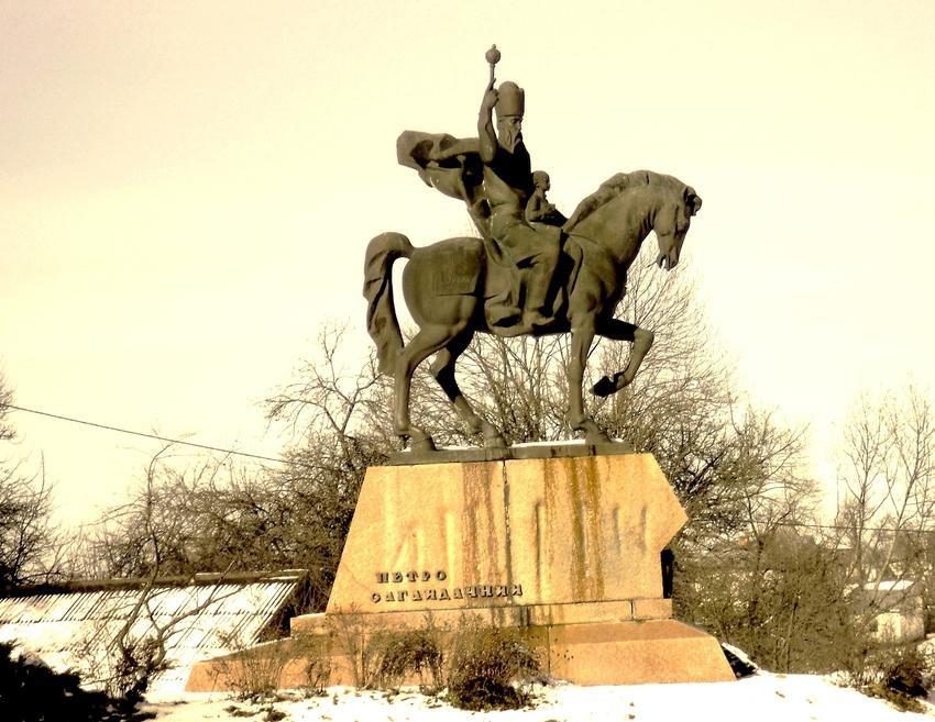 Monument to Hetman Petro Sahaidachny