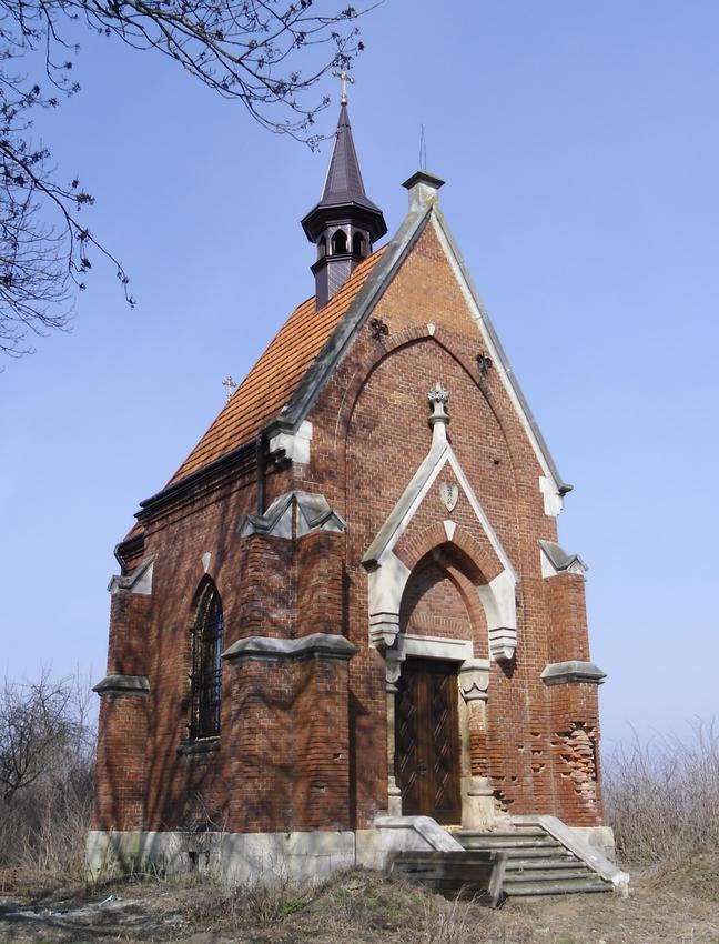 Chapel Nezabytovskyh 1902. Ugry