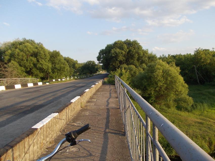 Міст с.Ташки