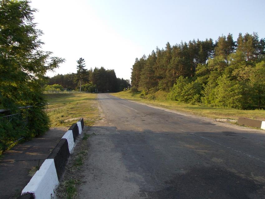 Дорога на Ташки
