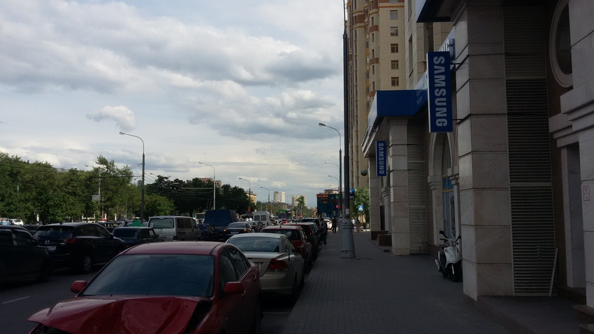 Ломоносовский проспект, оф сервис-центр Самсунг