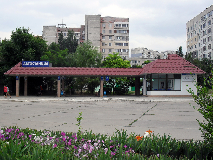 Щёлкино. 2015 г