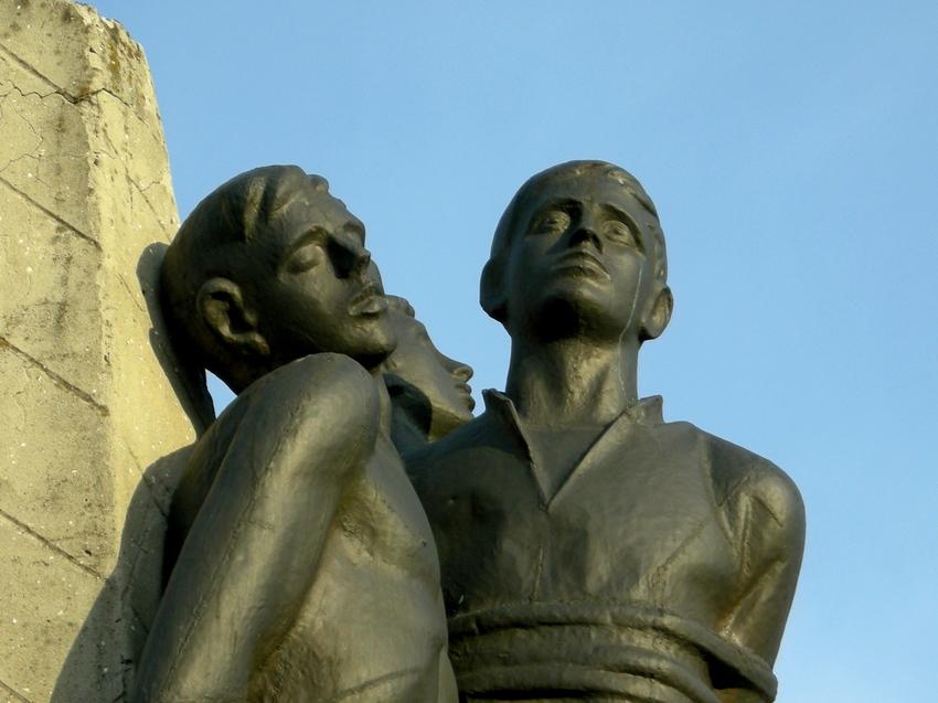 Памятник героям мясоедовского подполья