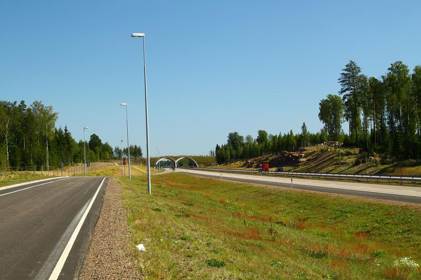 Дорога в Хельсинки