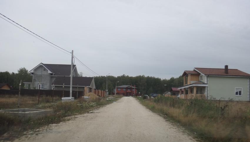 Готовность поселка
