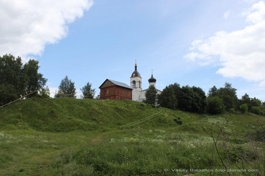 Сновицы. Церковь Благовещения Пресвятой Богородицы