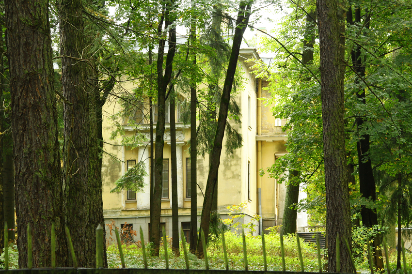 Дворец Воронцова-Дашкова