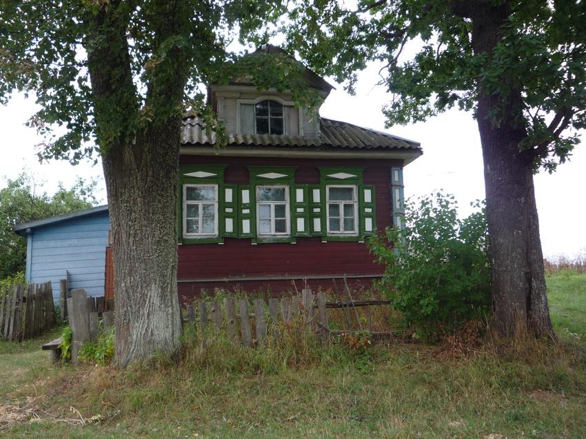 Родительский дом.