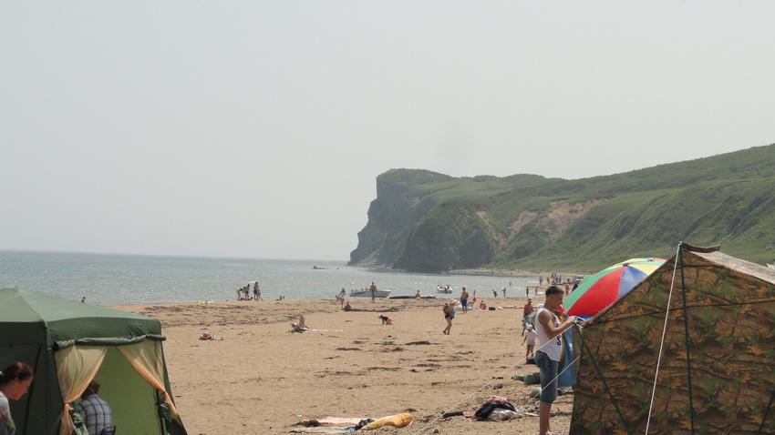 приморский край поселок песчаное погода алюм-ий