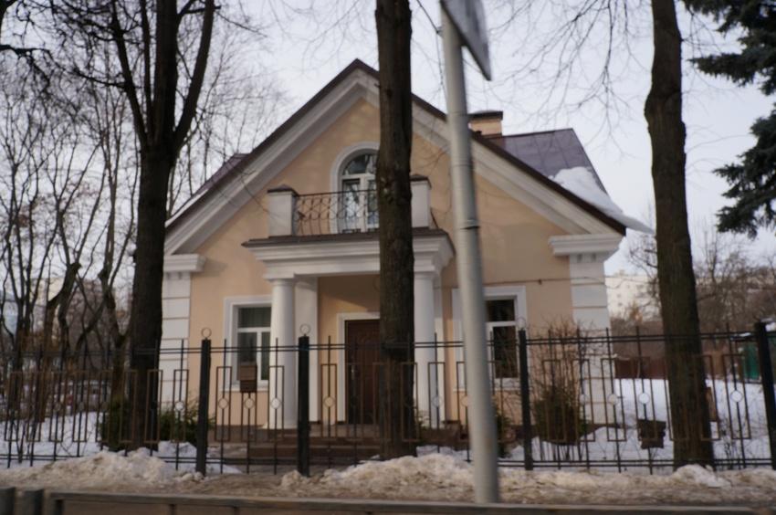Школьная улица в Видном