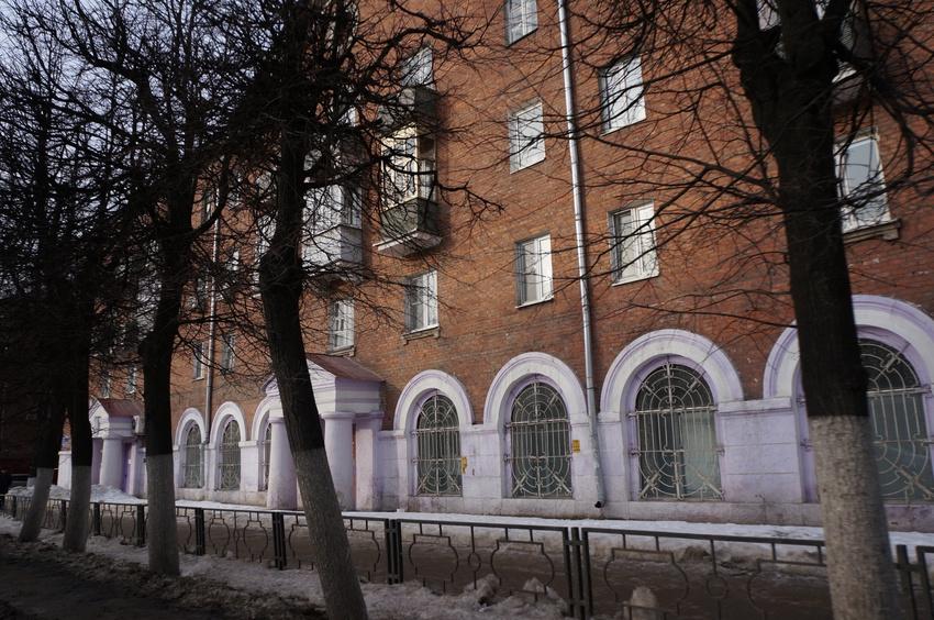 Видное, улица Школьная