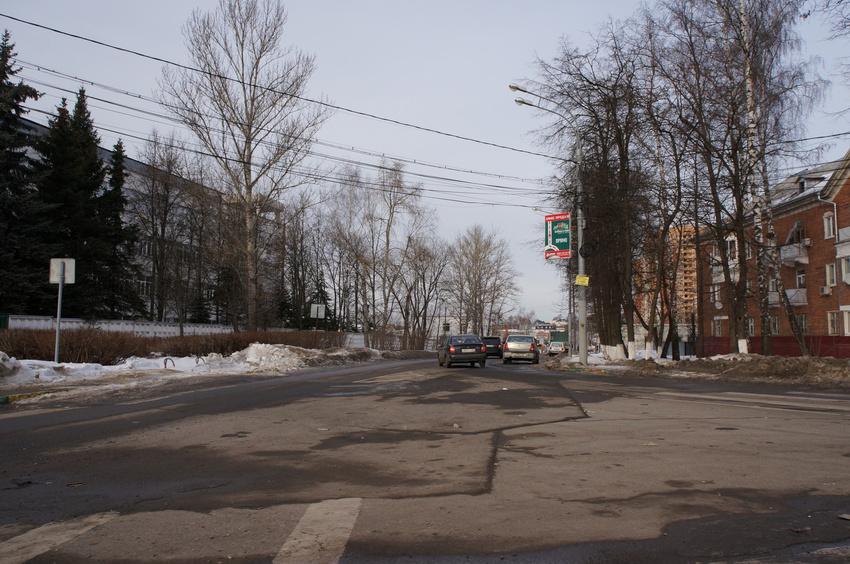 Улица в Тарычево