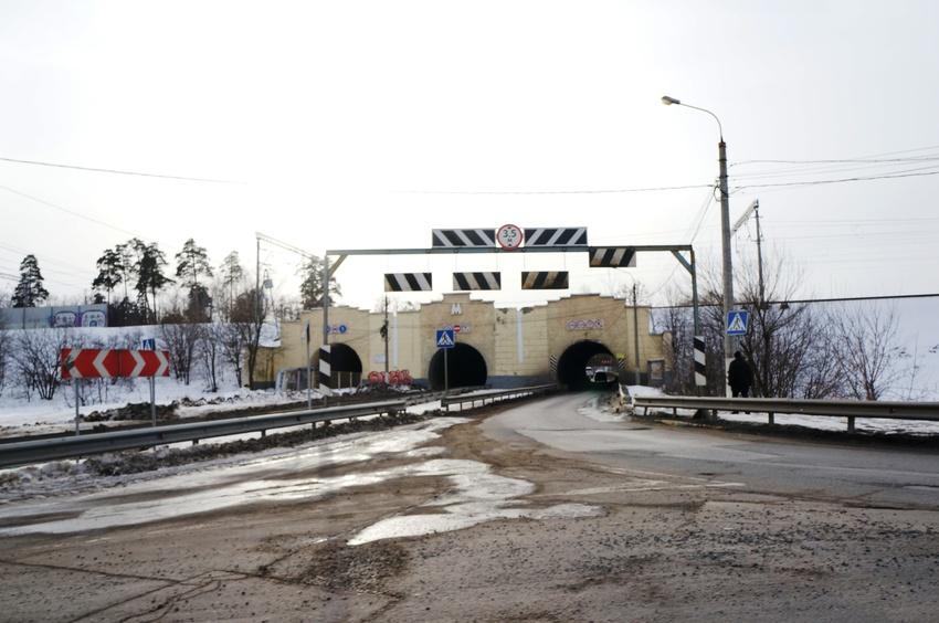 Расторгуевский туннель