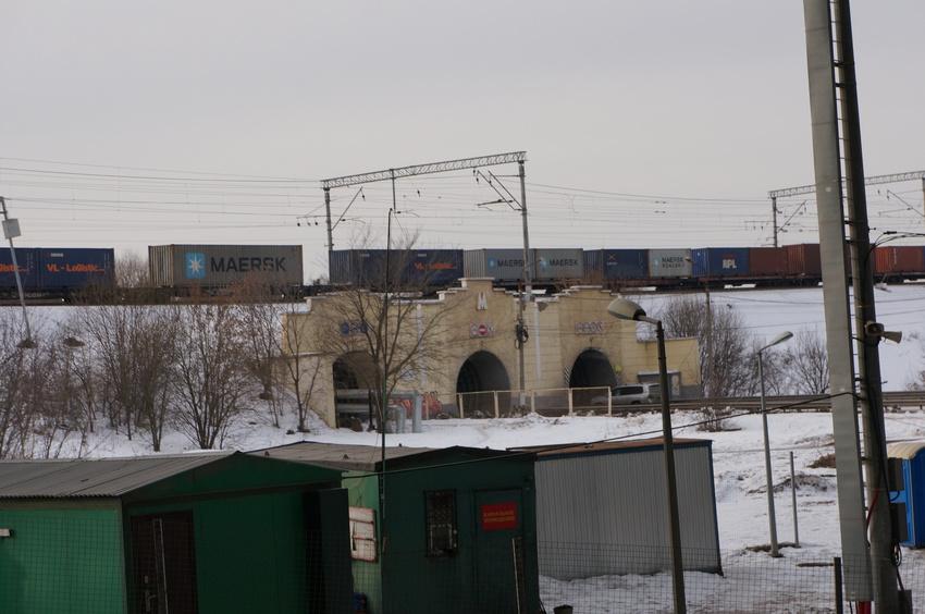 Тоннель Расторгуевский