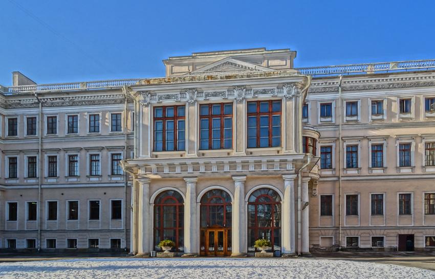 аничков дворец фото того что