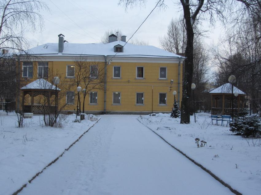 Детский садик на  Боровая ул.