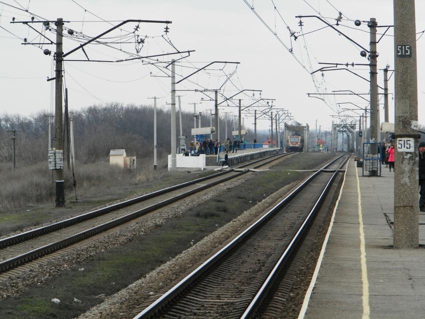 Днепропетровская обл станция чаплино в фотографиях