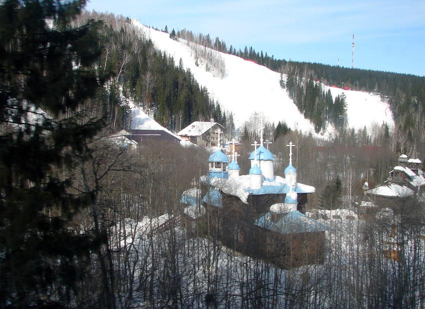 Чусовой. Этнографический парк. 2016 г
