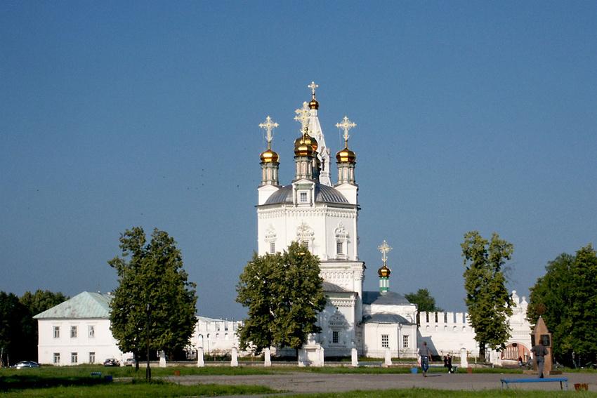 Кремль. Верхотурье