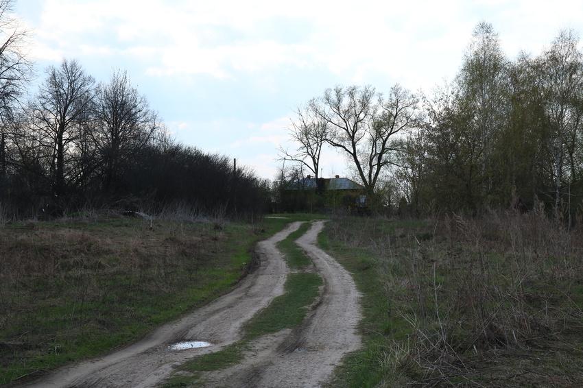 Деревня Авдулово-2