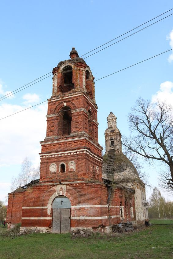 Авдулово-1, церковь