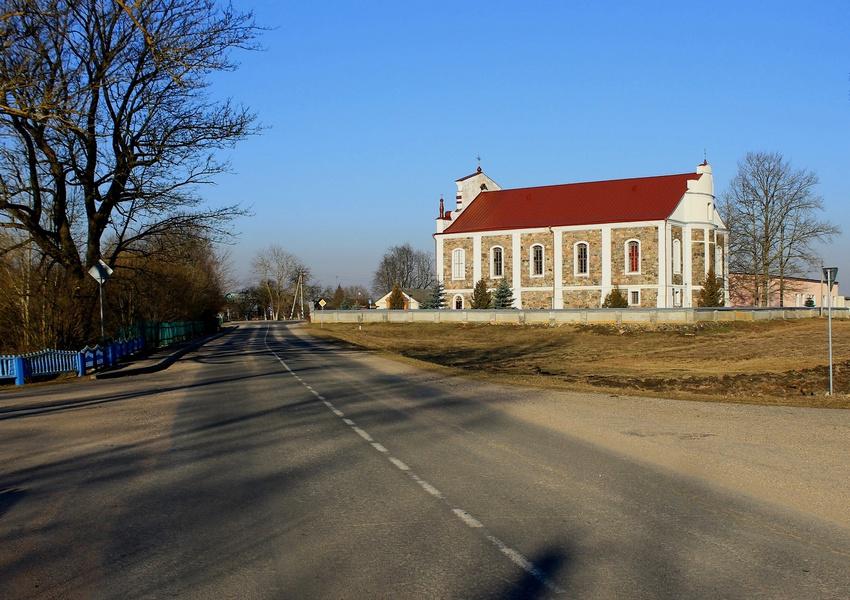 Улица д.Волколата