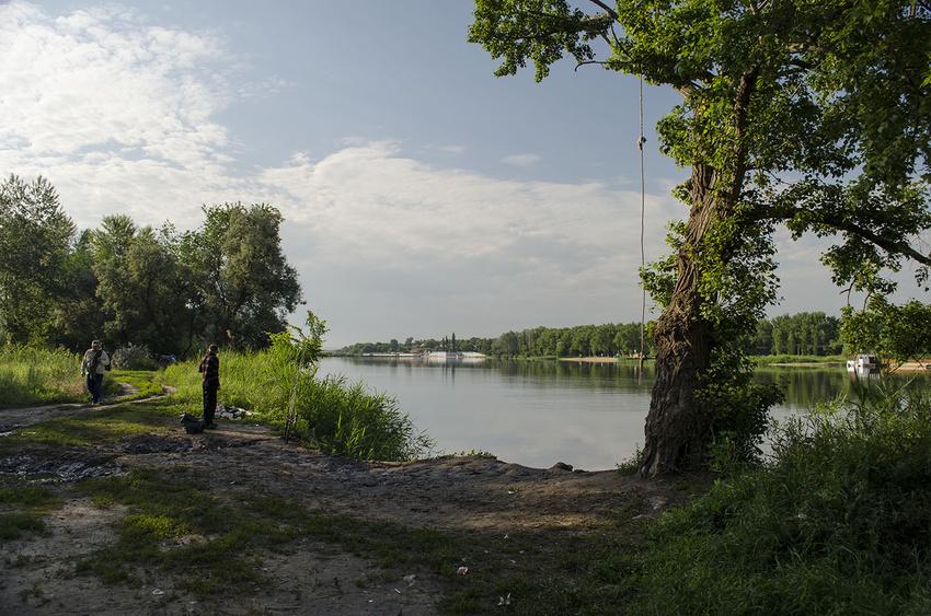 северский донец рыбалка каменск-шахтинский видео