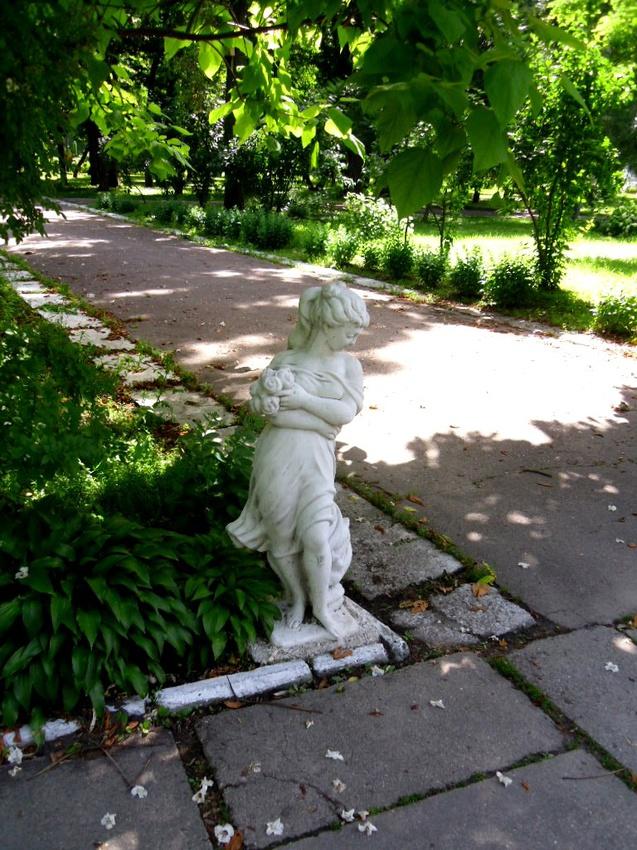 Парк Самойловых г Смела