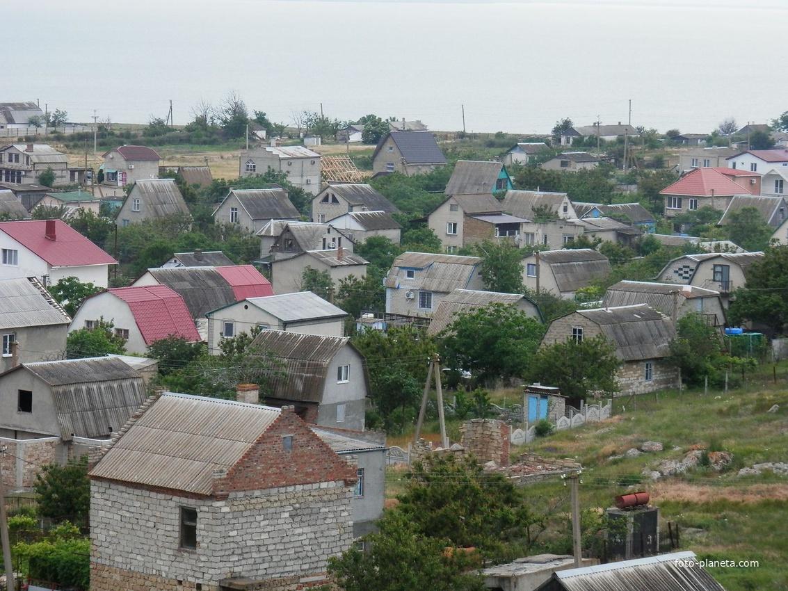 с. Семеновка, Ленинский район