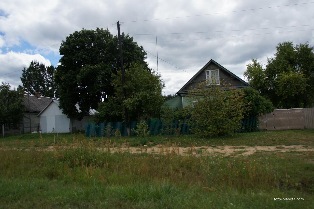 Терехово