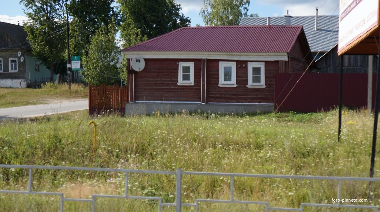 Купить дом в гусю железном