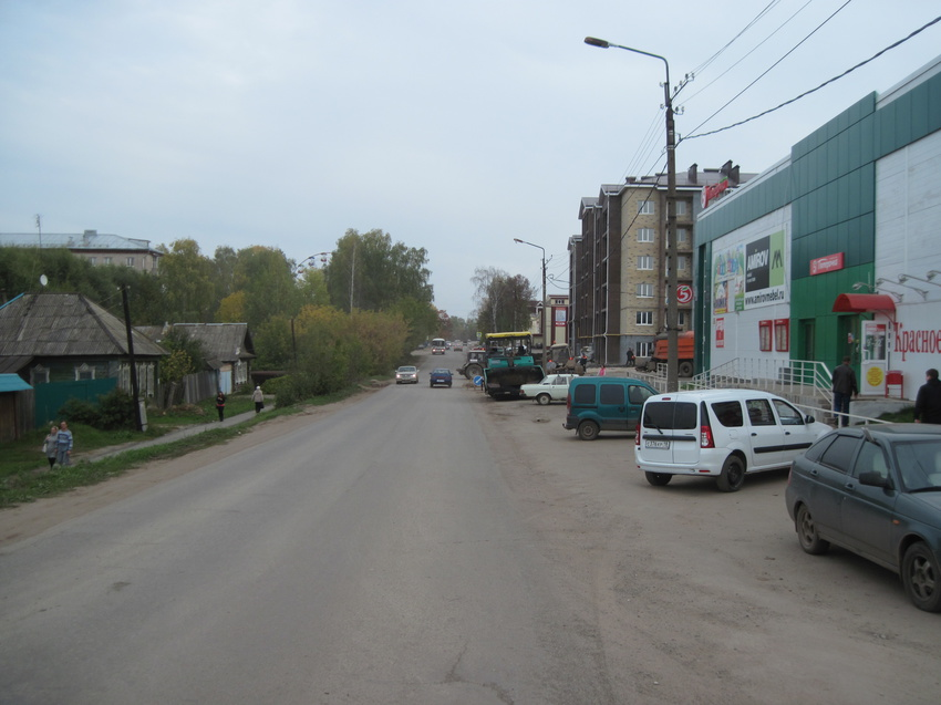 Можга,улица Устюжанина