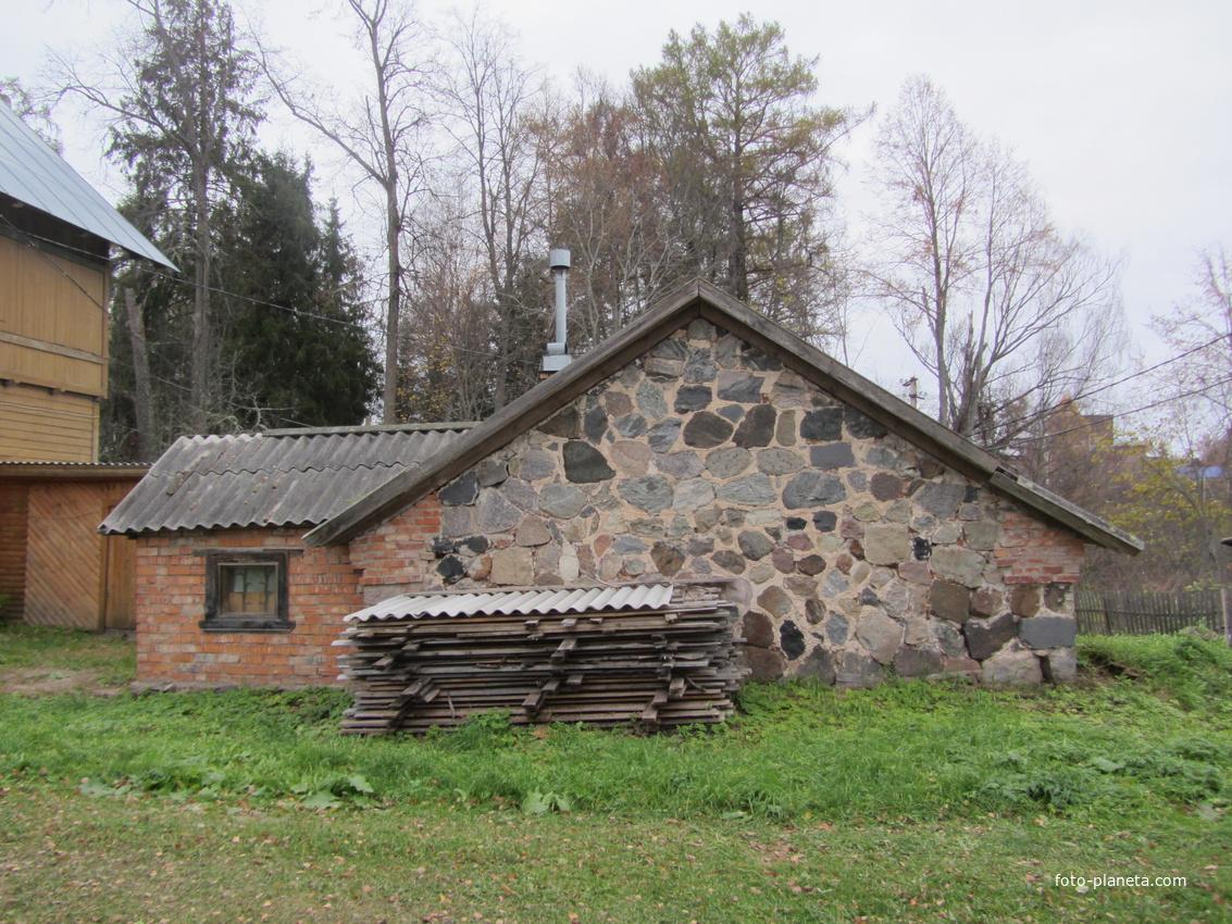 Территория усадьбы Горемыкина | Любытино (Любытинский район)