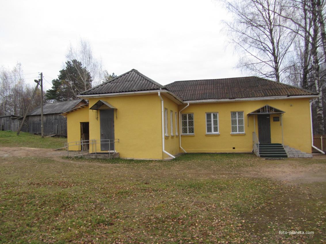 Любытино, краеведческий музей | Любытинский район