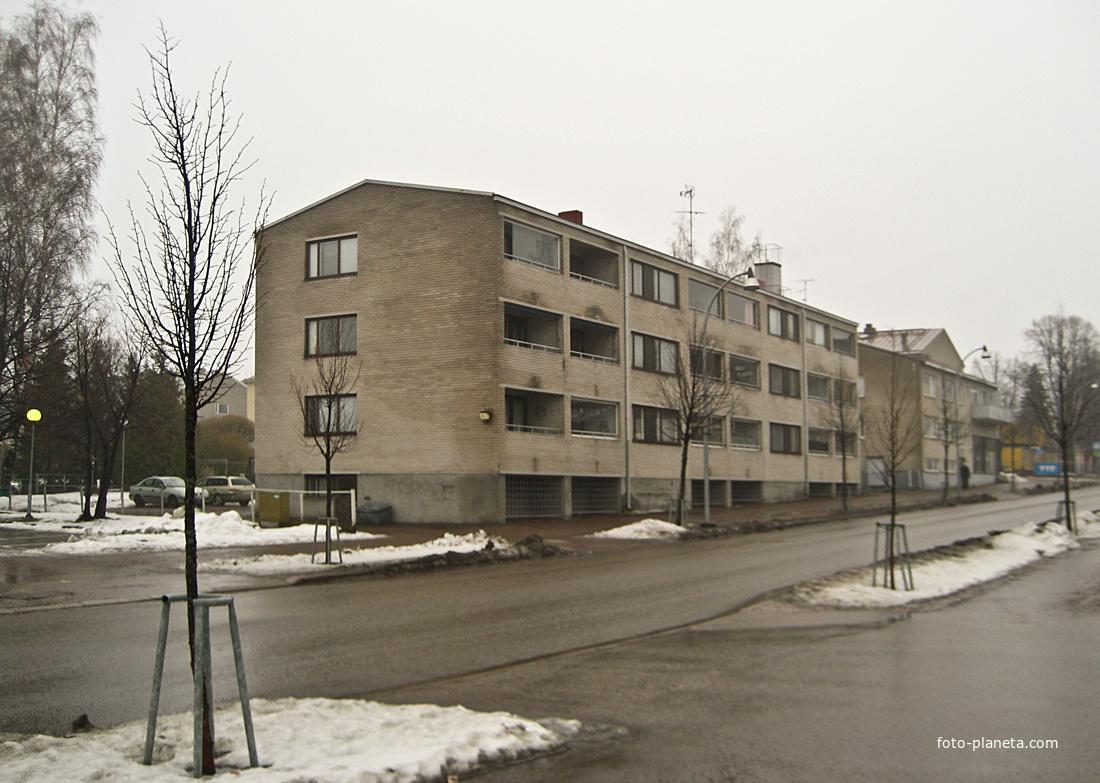 Улица Сатамакату