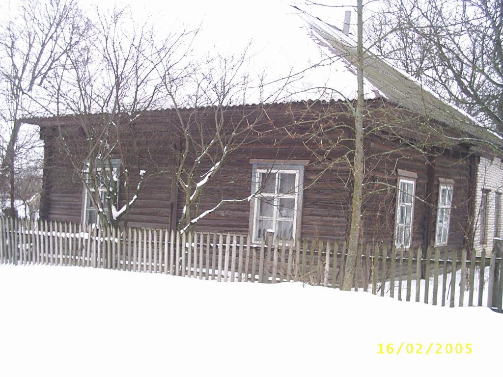 Школа 1880 Юрцево - первый учитель А.Жилинский
